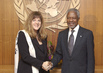 Secretary-General Meets Minister for Development and Cooperation of Norway 2.6331322