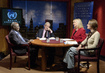 Director-General for FAO Guest on World Chronicle 2.5669448