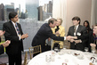 Luncheon for Participants of Investors' Summit for Climate Change and Financial Risk 7.1734357