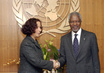 Secretary-General Meets Minister for Foreign Affairs of Spain 2.6331322
