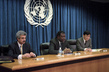 Prime Minister of Namibia Holds Press Conference 2.4801276