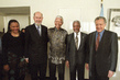 Secretary-General Meets with Facilitator of the Burundi Peace Process in Arusha and Former President of South Africa 2.3120425