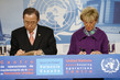 Secretary-General Signs Host Country Agreement 0.7601786