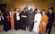 Millennium World Peace Summit of Religious, Spiritual Leaders Meets at Headquarters 2.497405