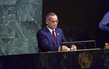 President of Uzbekistan Addresses Millennium Summit 2.487527