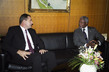 Secretary-General Meets with Chief Military Observer with United 2.5709133