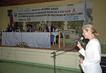 Mrs. Annan Visits Youth Centre in Rwanda 0.4445038