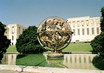 Exterior View of the United Nations Office at Geneva (UNOG) 10.956385