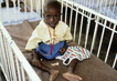 Children with AIDS in Haiti 2.5852666