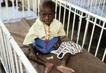 Children with AIDS in Haiti 2.5679967