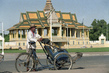 Cycle Driver in Phnom Penh, Cambodia 4.7894793