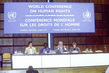 World Conference on Human Rights Held 14-25 June 1993 1.0