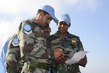 UNDOF Troops Participate in GPS Competition 4.934333