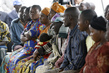 Kitabati IDP Camp Residents Gather to Meet Secretary-General 4.3454447