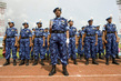 UNMIL Women Officers Participate in Medal Parade 3.1300006
