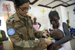 UNMIL Medical Officer Provide Health Care 2.2930458