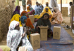 Refugee Women Leaders Receive Solar-Powered Radio Transmitters 5.3880615