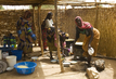 Chadian Women Prepare School Lunches 9.957746
