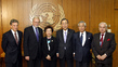 Secretary-General Meets Non-Proliferation Commission Co-Chairs 1.3556312