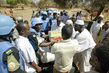 UNAMID Handouts Basic Household Goods in Zamzam IDP camp 4.549591