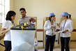 Voters Exercise their Constitutional Right in Kurdistan Region of Iraq 7.8853416