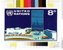 United Nations to Issue 8-cent Definitive Stamp 2.637211