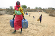 Water Distribution in Tora Northern Darfur 7.8393846