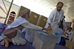Afghanistan Holds Presidential and Provincial Council Elections 4.664036