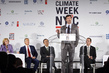 Opening Ceremony of Climate Week NYC 9.531537
