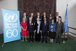 Commemorative Group Photo on 60th Anniversary of UNRWA 0.42741704