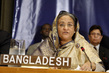 Prime Minister of Bangladesh Addresses Meeting on Food Security 1.0734982