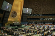 General Assembly Meets on Secretary-General's Report on UN System 1.0