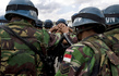 Indonesian UNIFIL Soldiers Prepare for Patrol 1.0