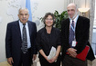 General Assembly President Meets Rapporteur on Palestinian Rights 1.070552