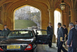 Secretary-General Leaves Windsor Castle 0.47768813