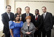 Secretary-General Attends Hammarskjöld Scholarship Fund Ceremony 5.9572105