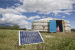 Mongolian Family Uses Solar Energy to Power Home 8.309513