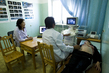 Mongolian Woman Receives Prenatal Care 4.2350173