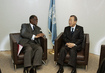 Secretary-General Meets Inter-Parliamentary Union President 1.1082648