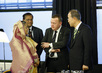 Secretary-General Meets Prime Ministers of Denmark and Bangladesh 0.9419227