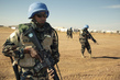 Nepalese UNAMID Soldier Trains at Super Camp 1.4385612
