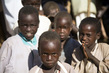 Children at Abu Shouk IDP Camp, North Darfur 9.683028