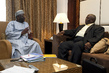 UNAMID Chief Meets UNAMID Deputy in Khartoum, Sudan 1.7776284