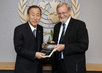 Secretary-General Meets Co-Chair of Nuclear Non-Proliferation Commission 1.5326086