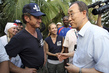 Secretary-General Meets Actor and Humanitarian Sean Penn at Haiti IDP Camp 7.145858