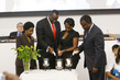 Candle-Lighting Ceremony in Honour of Rwandan Genocide Victims 3.7199621