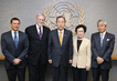 Secretary-General Meets the Co-Chairs of the International Commission on Nuclear Non-Proliferation and Disarmament 1.1494565
