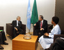 Secretary-General Meets President of General Assembly 0.8309287