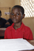 Child at Millennium Village School in Malawi 9.600516
