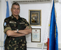 Head of UNDOF Poses for Portrait 4.9341063